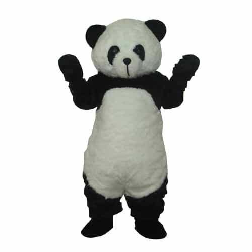 動物 着ぐるみ パンダ コスチューム 大人 仮装 コスプレ かぶりもの マスコット ゆるキャラ