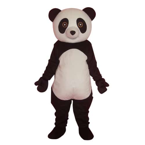 Panda Mascot Costumes High Quality Holiday party costumes
