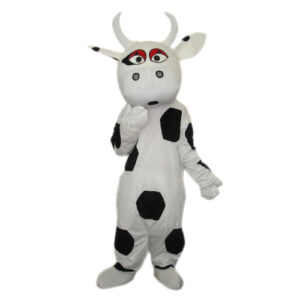 Cows mascot costume Professional High Quality