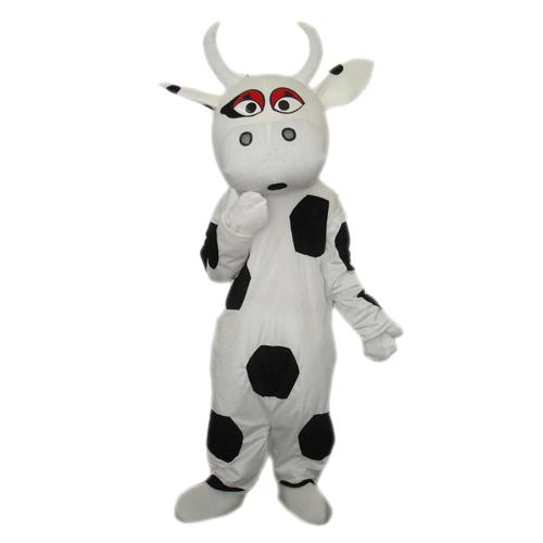 Cows mascot costume Professional High Quality