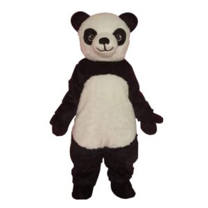panda High Quality Bear Mascot Costumes halloween costume
