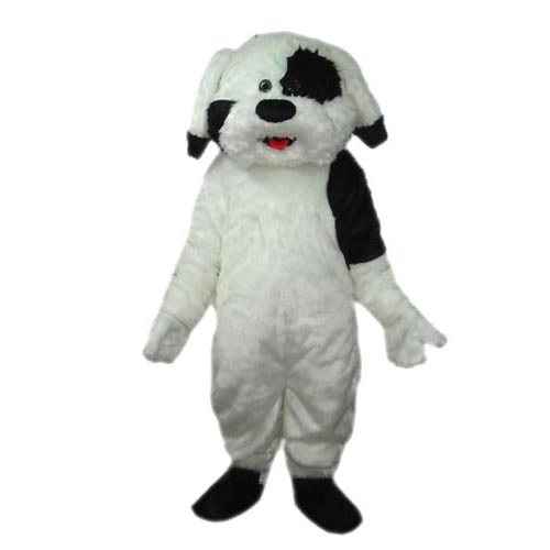 Professional Quality Mascot Costumes adult dog mascot costume
