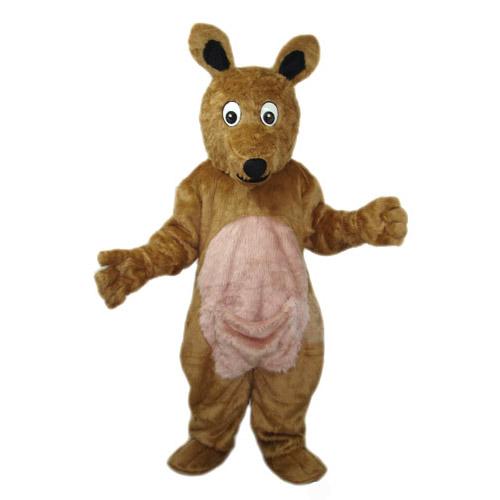 Kangaroo mascot costume Professional Quality Mascot Costumes adult