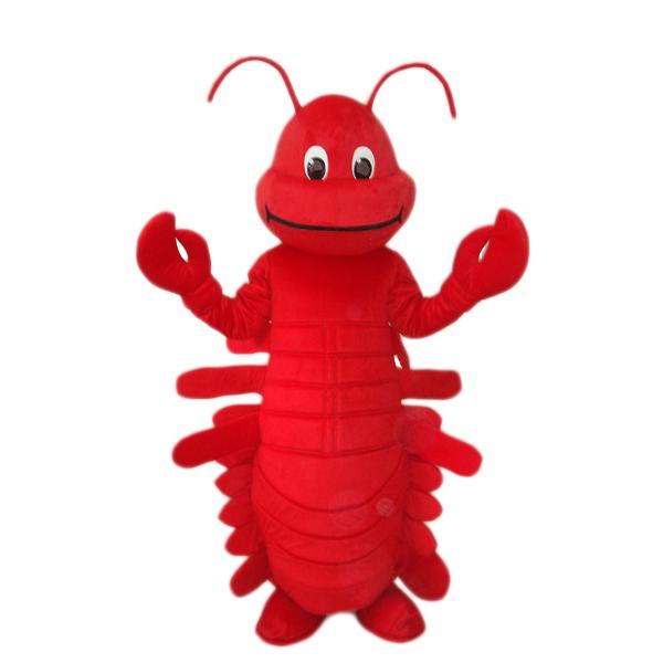 2021 hot sale lobster adult mascot costume interesting costumes