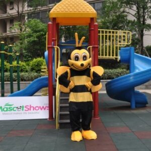 Deluxe Bumble Bee Mascot Costume