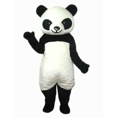 panda High Quality Mascot Costumes halloween costume