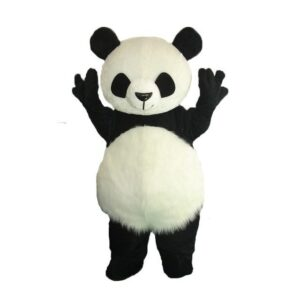 Pandas mascot costume Professional High Quality panda Mascot Costumes